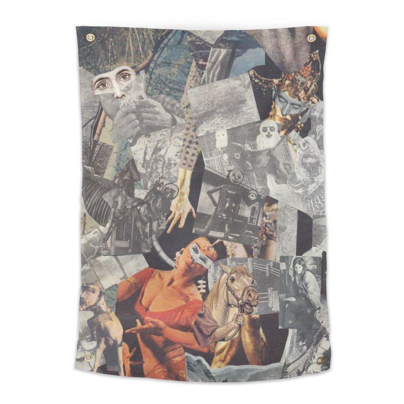 Ivan Zoloto — Fire Ocean 3 Home Tapestry by fullofno's Artist Shop