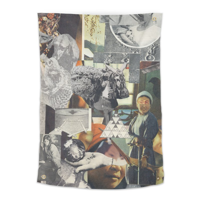 Ivan Zoloto — Fire Ocean 4 Home Tapestry by fullofno's Artist Shop