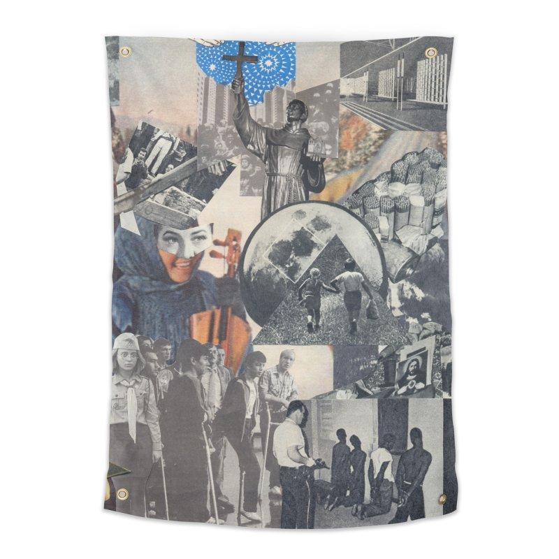 Ivan Zoloto — Fire Ocean 5 Home Tapestry by fullofno's Artist Shop
