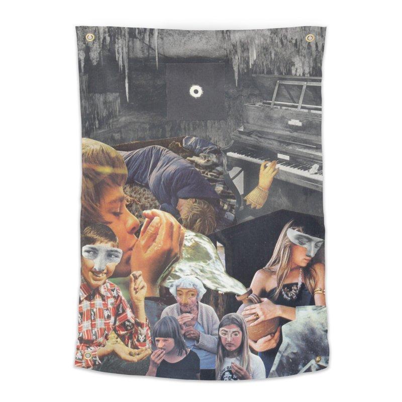 Ivan Zoloto — Fire Ocean 6 Home Tapestry by fullofno's Artist Shop