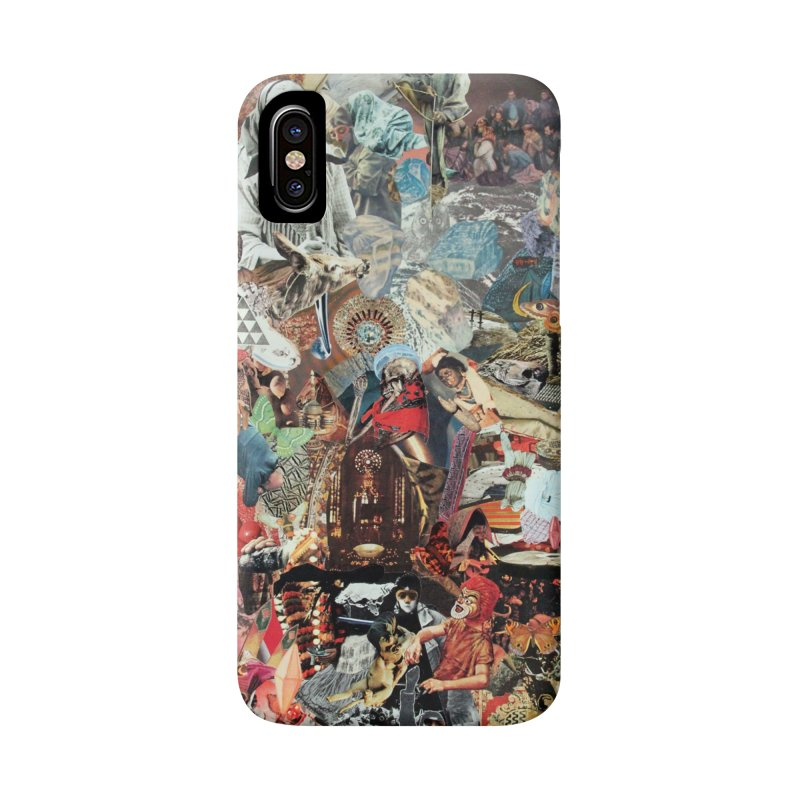 Ivan Zoloto — Fire Ocean 8 Accessories Phone Case by fullofno's Artist Shop