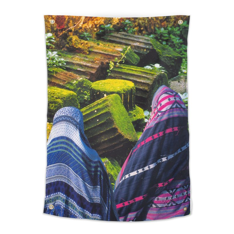 Ivan Zoloto — Two Home Tapestry by fullofno's Artist Shop