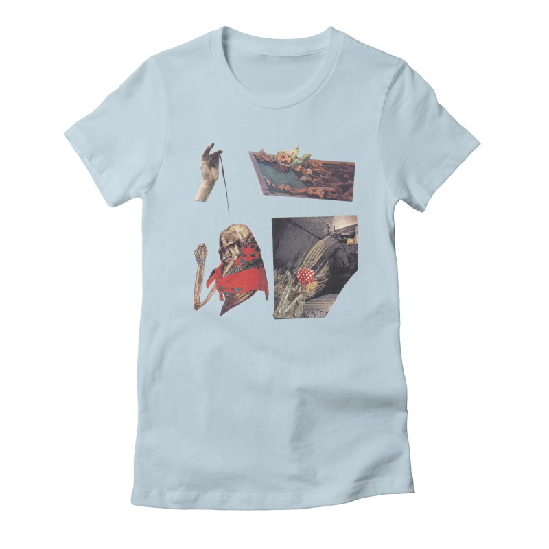 Ivan Zoloto — Wrist Women's Fitted T-Shirt by fullofno's Artist Shop
