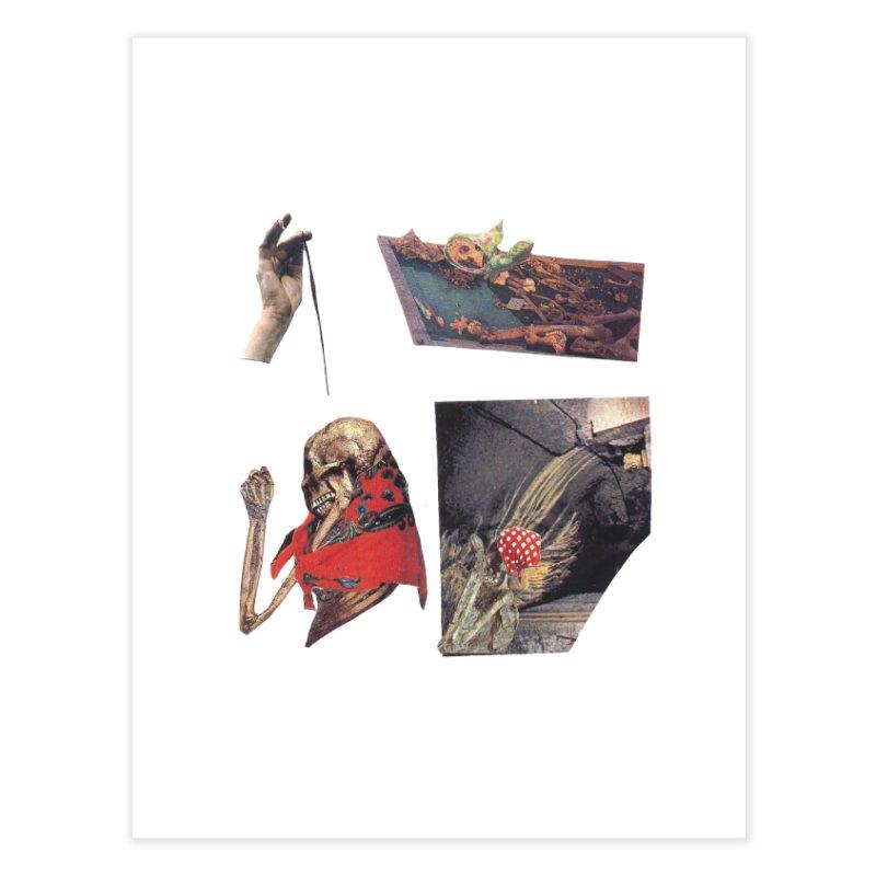 Ivan Zoloto — Wrist Home Fine Art Print by fullofno's Artist Shop