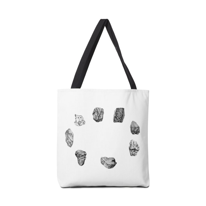 Ivan Zoloto — Stones Accessories Bag by fullofno's Artist Shop