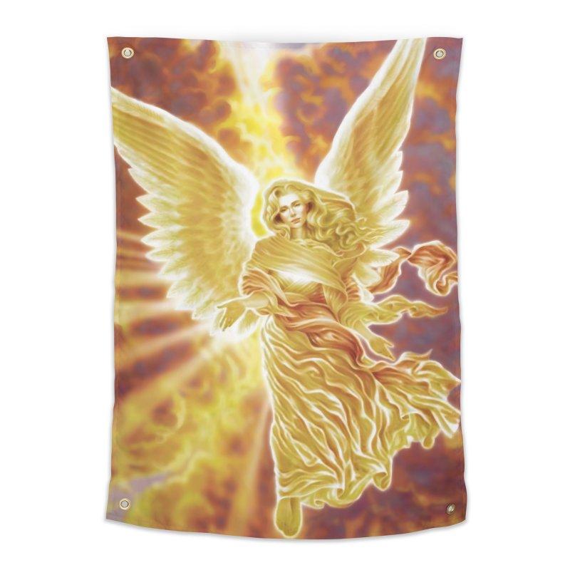 Moa Pillar — Hymns Home Tapestry by fullofno's Artist Shop