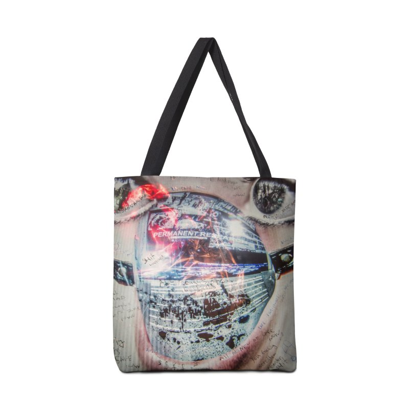 Zurkas Tepla - Permanent Research Accessories Bag by fullofno's Artist Shop