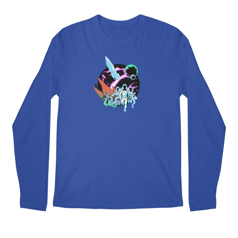 Zont! Men's Regular Longsleeve T-Shirt by Funked