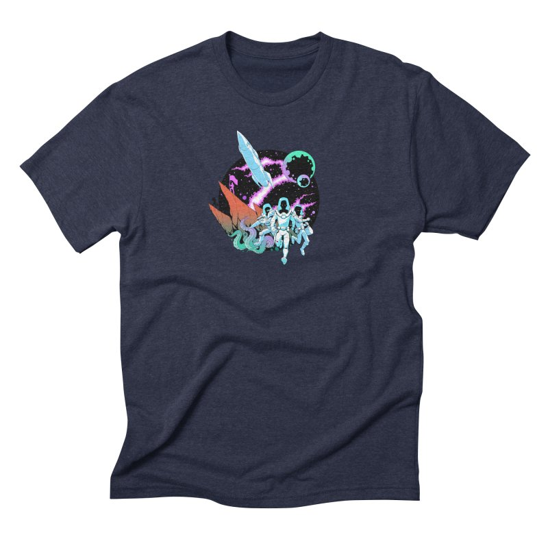 Zont! Men's Triblend T-Shirt by Funked