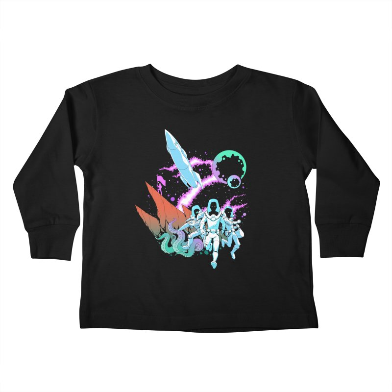 Zont! Kids Toddler Longsleeve T-Shirt by Funked