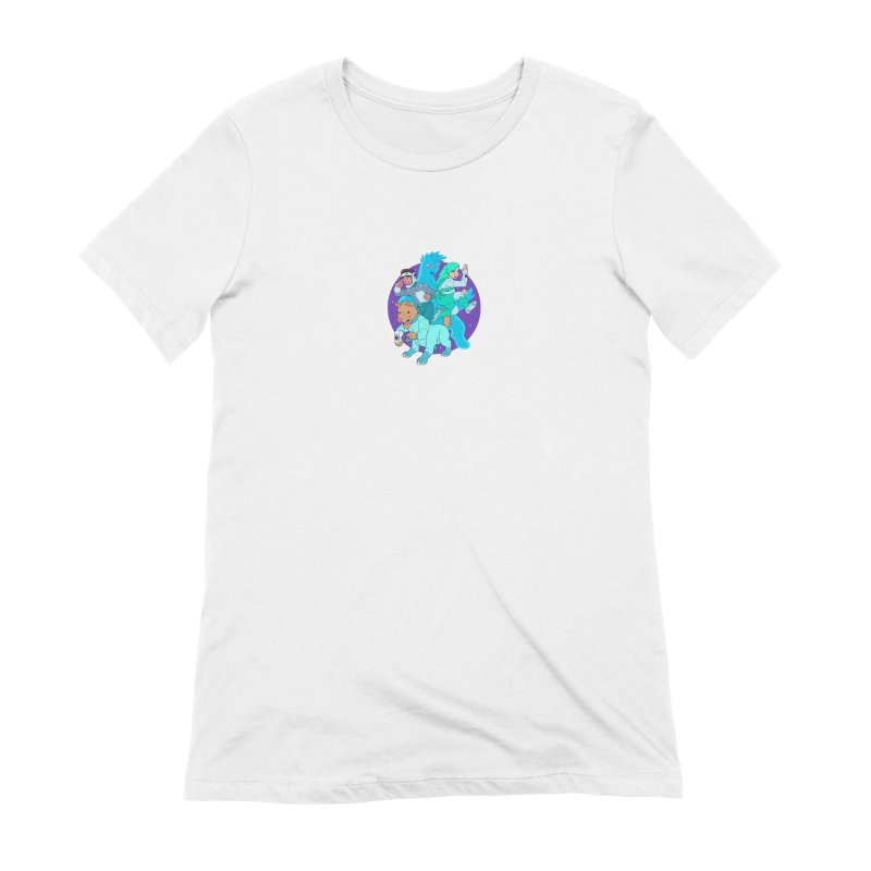 Star Jumpers! Women's Extra Soft T-Shirt by Funked