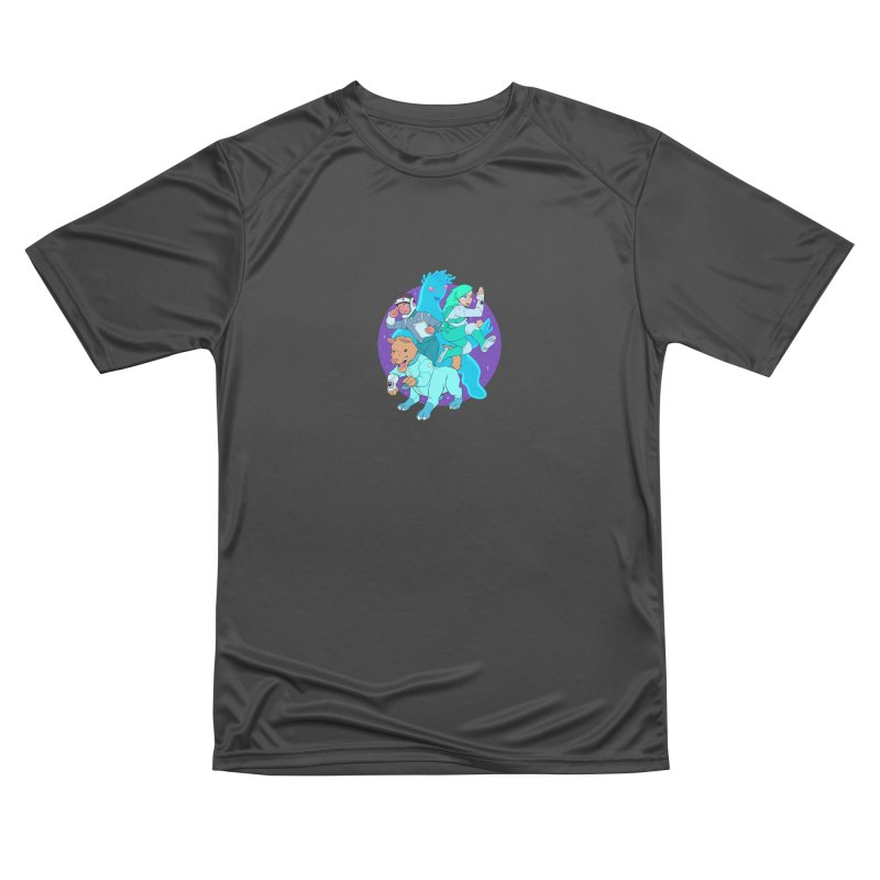Star Jumpers! Men's Performance T-Shirt by Funked