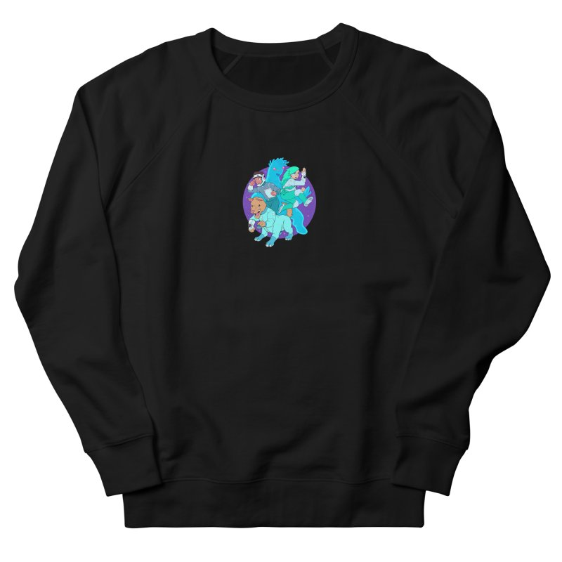 Star Jumpers! Men's French Terry Sweatshirt by Funked
