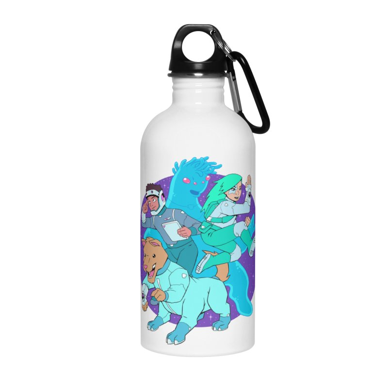 Star Jumpers! Accessories Water Bottle by Funked