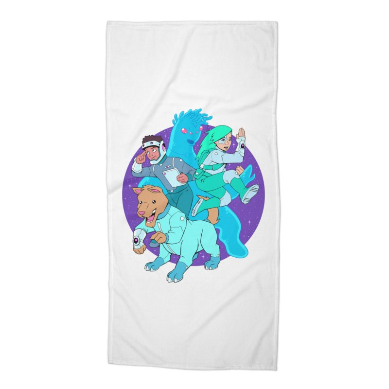 Star Jumpers! Accessories Beach Towel by Funked