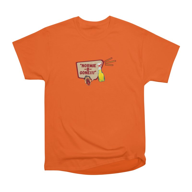Normie-B-Gone! Men's T-Shirt by Funked