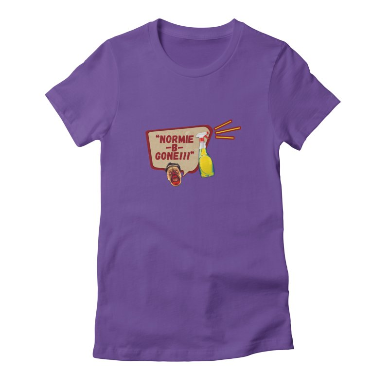 Normie-B-Gone! Women's T-Shirt by Funked