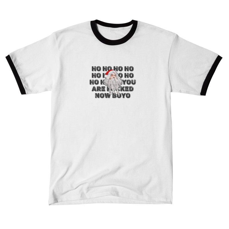 Savage Santa Women's T-Shirt by Funked
