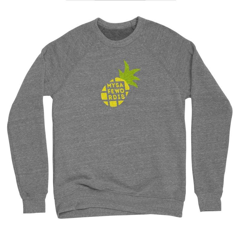 My Safe Word Is... Men's Sweatshirt by Funked