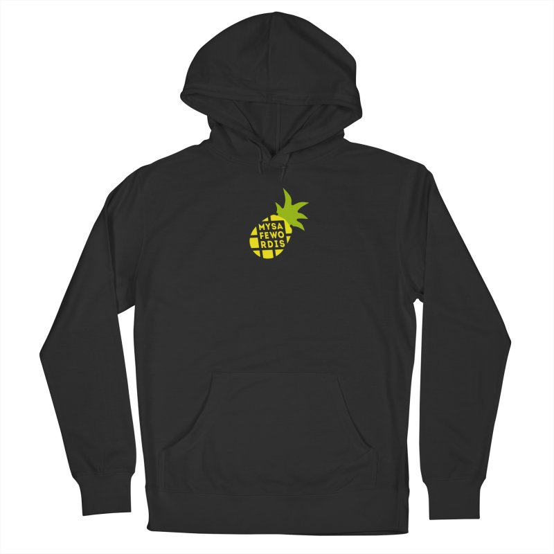 My Safe Word Is... Men's Pullover Hoody by Funked