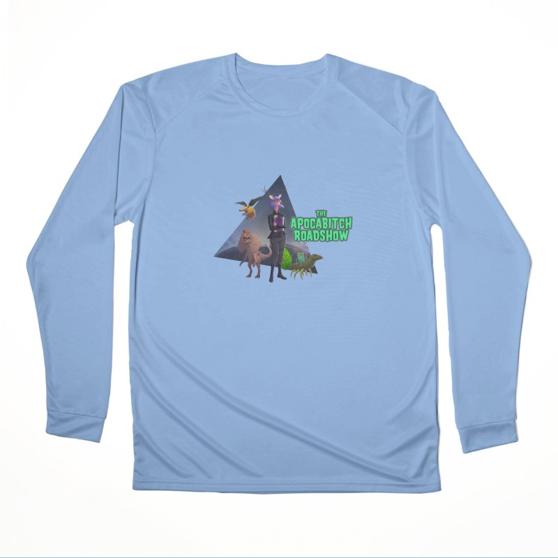 The Apocabitch Roadshow Men's Longsleeve T-Shirt by Funked