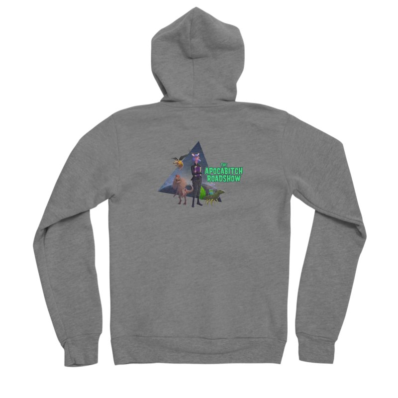 The Apocabitch Roadshow Women's Zip-Up Hoody by Funked