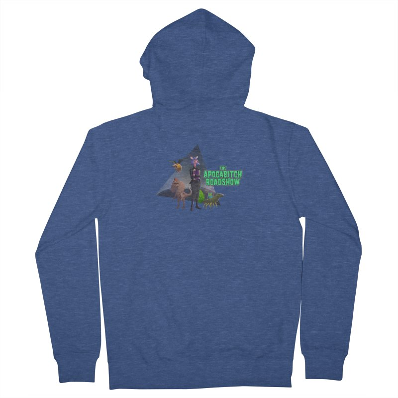 The Apocabitch Roadshow Men's Zip-Up Hoody by Funked