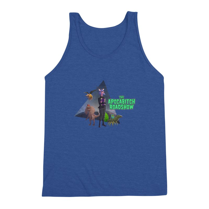 The Apocabitch Roadshow Men's Tank by Funked