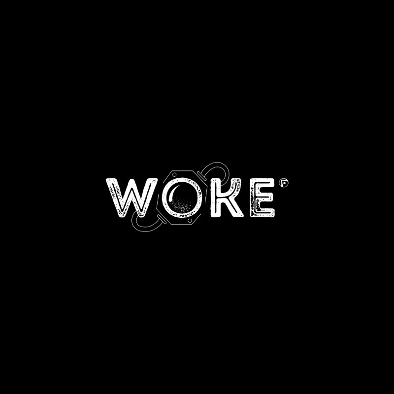 Woke Men's T-shirt by Funked