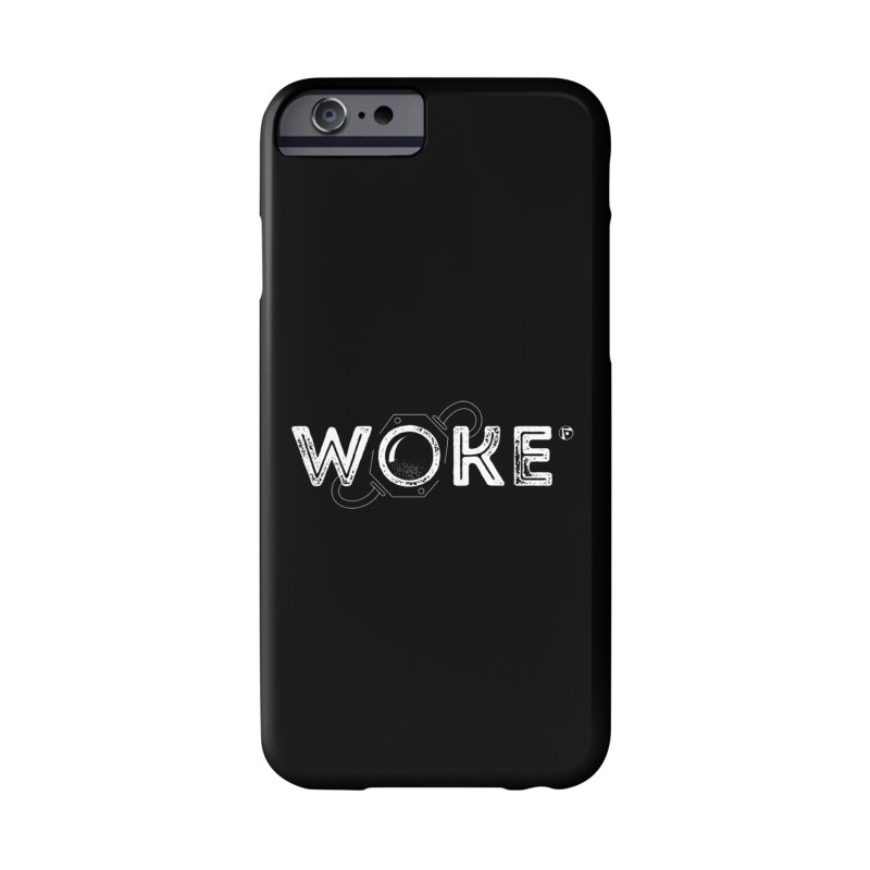 Woke Accessories Phone Case by Funked