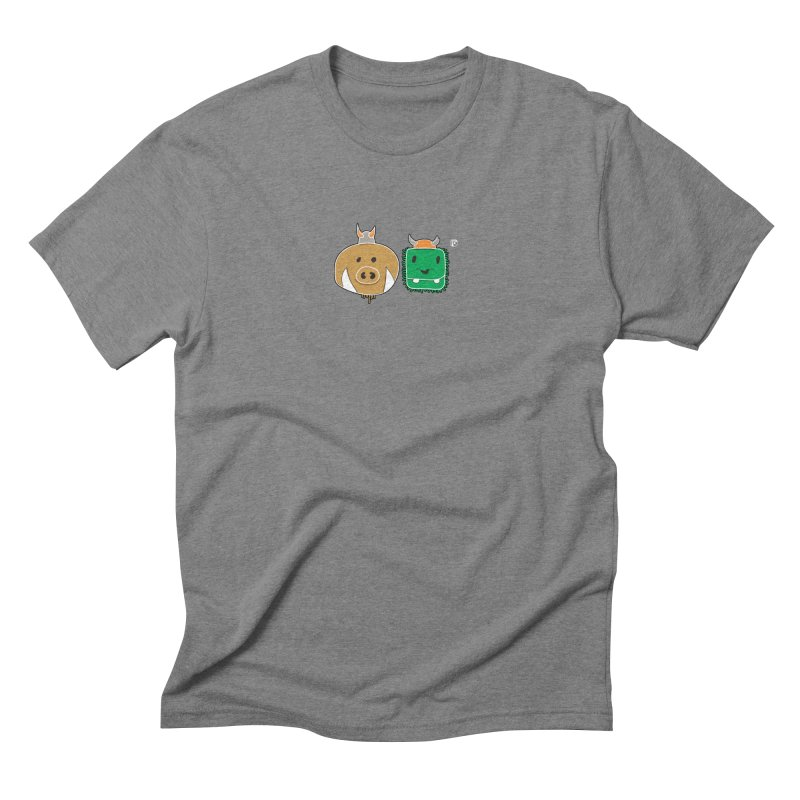 Poko And Cham Cham Men's T-Shirt by Funked