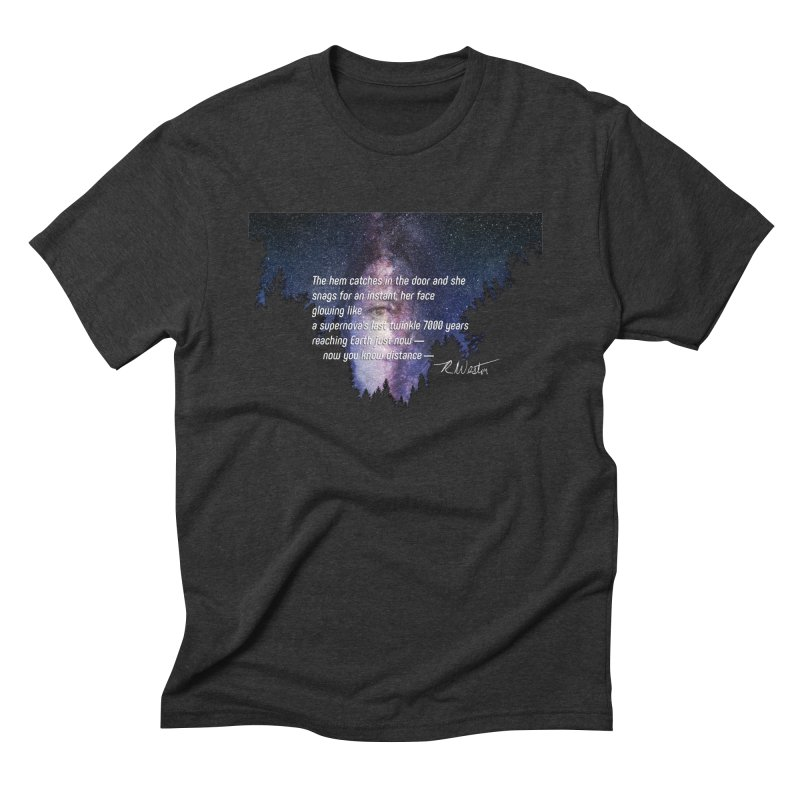 The Cartography of the Amazon Basin Kitchenette Men's T-Shirt by Funked