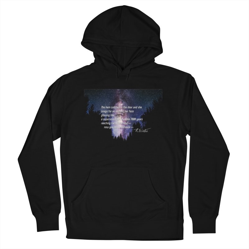 The Cartography of the Amazon Basin Kitchenette Men's French Terry Pullover Hoody by Funked