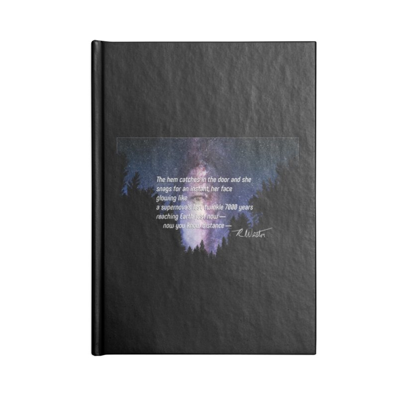 The Cartography of the Amazon Basin Kitchenette Accessories Lined Journal Notebook by Funked
