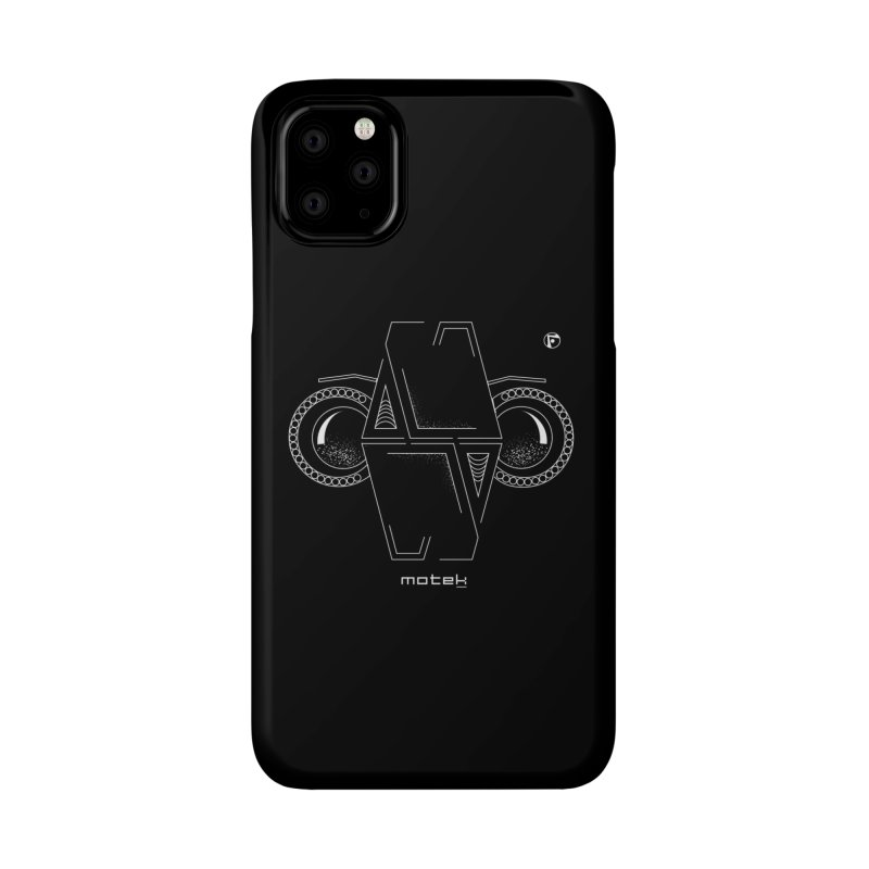Motek, The Dreamer Accessories Phone Case by Funked