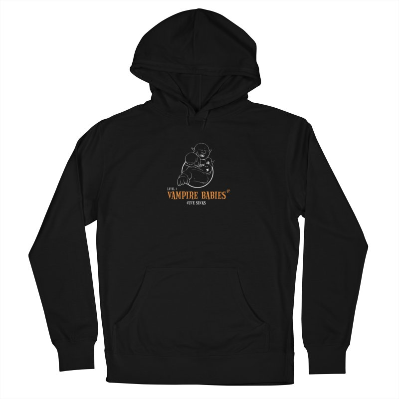 Level 1 Vampire Babies Men's Pullover Hoody by Funked