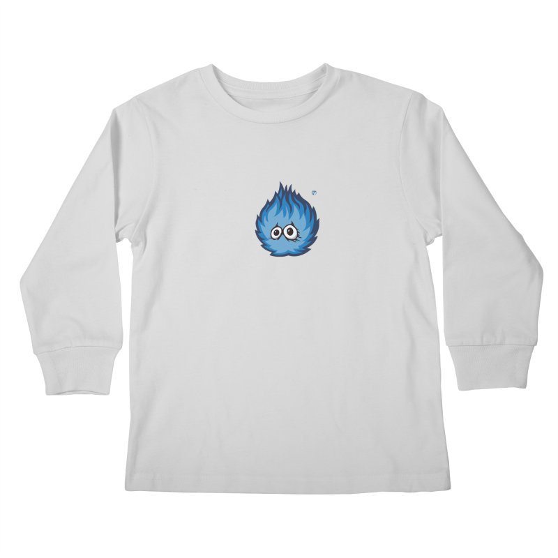 From a Gug's point-of-view. Kids Longsleeve T-Shirt by Funked