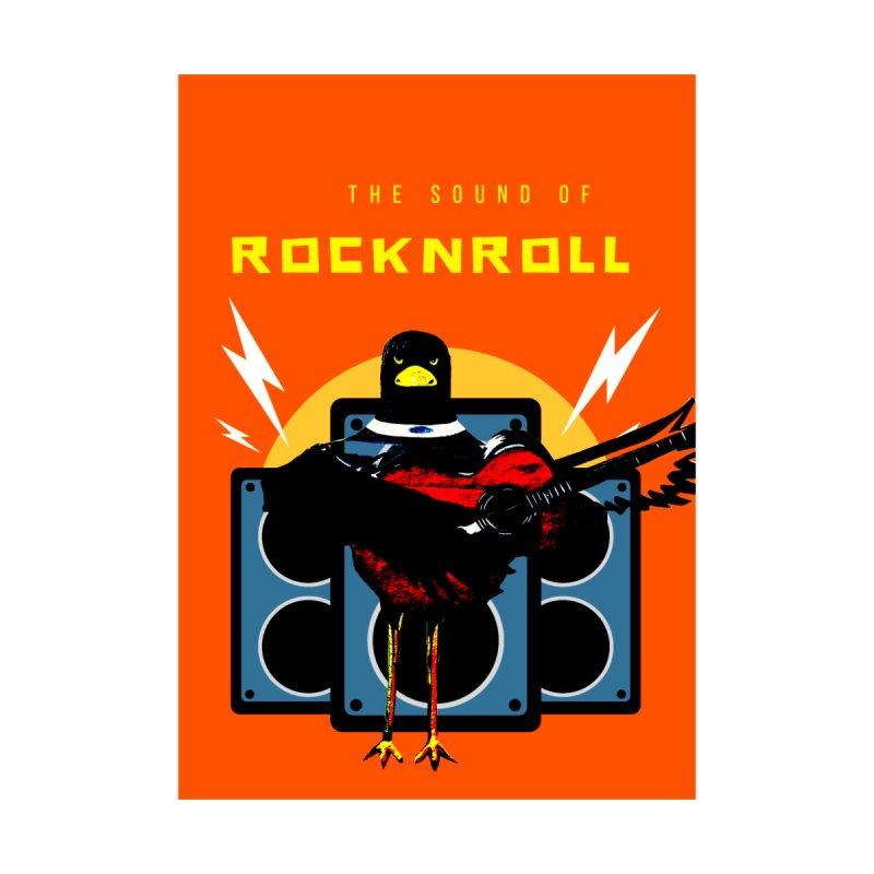 Rock n Roll Women's T-Shirt by funkitshirt