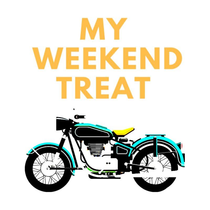 My weekend treat Women's T-Shirt by funkitshirt