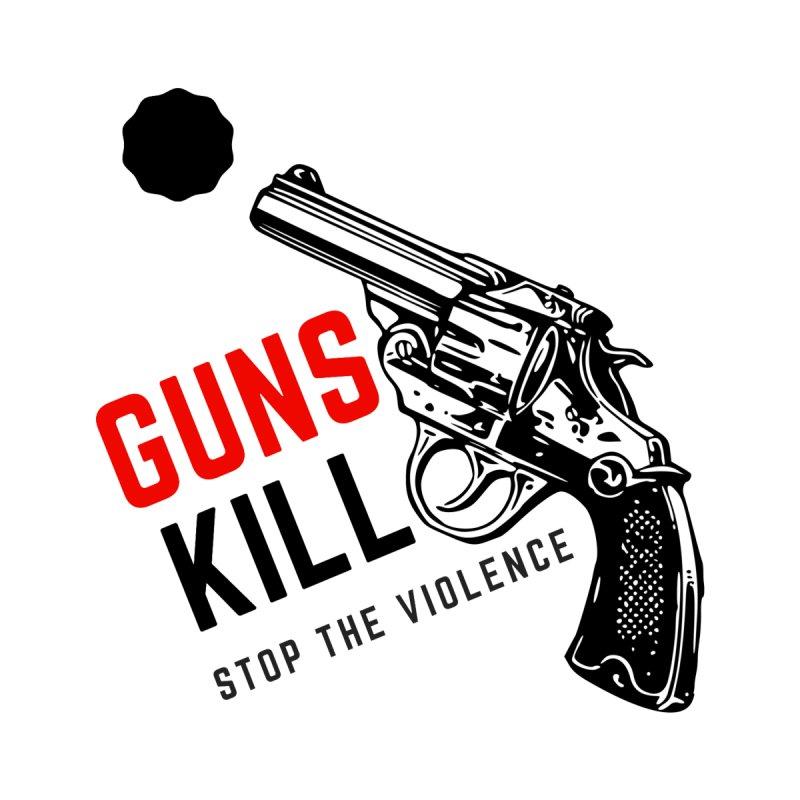 Guns kill Women's T-Shirt by funkitshirt
