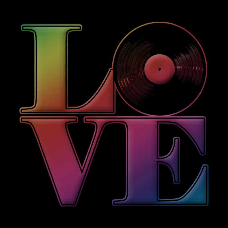 Vinyl Love by funkymojo's Artist Shop