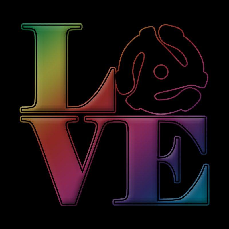Vinyl Love 45 by funkymojo's Artist Shop