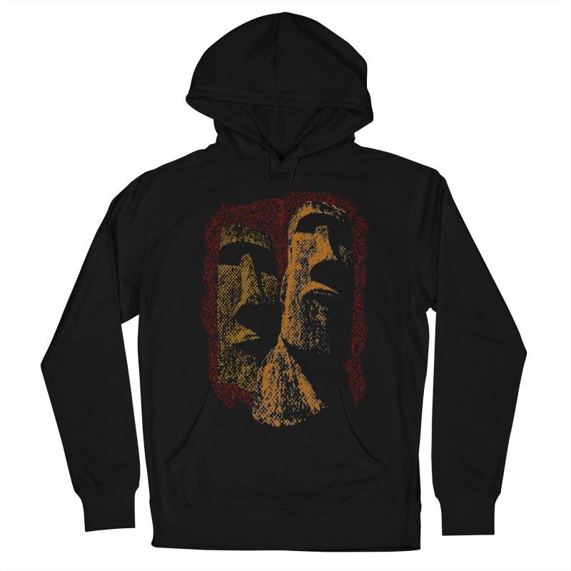 Rapa Nui Women's Pullover Hoody by funkymojo's Artist Shop