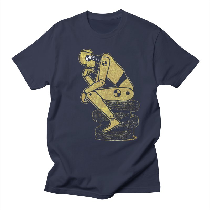 Existential Conundrum Men's T-Shirt by funkymojo's Artist Shop