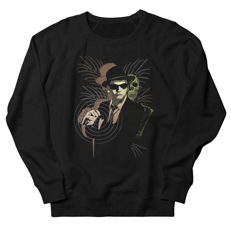 G-Man on Holiday Men's Sweatshirt by funkymojo's Artist Shop