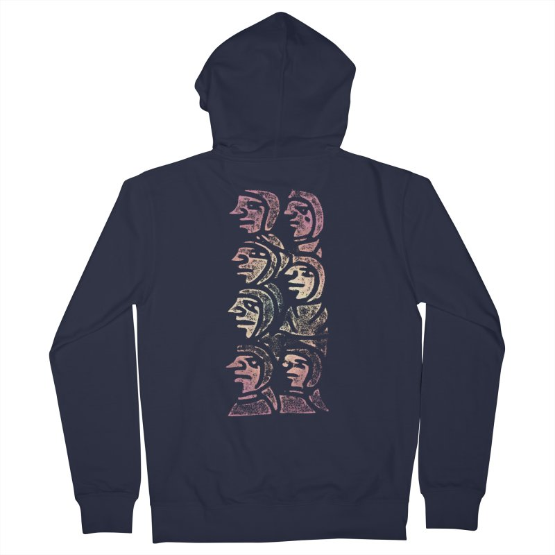 Committee Men's Zip-Up Hoody by funkymojo's Artist Shop