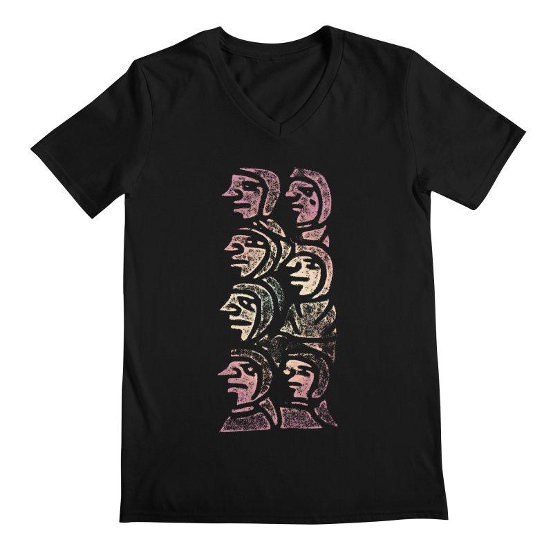 Committee Men's V-Neck by funkymojo's Artist Shop