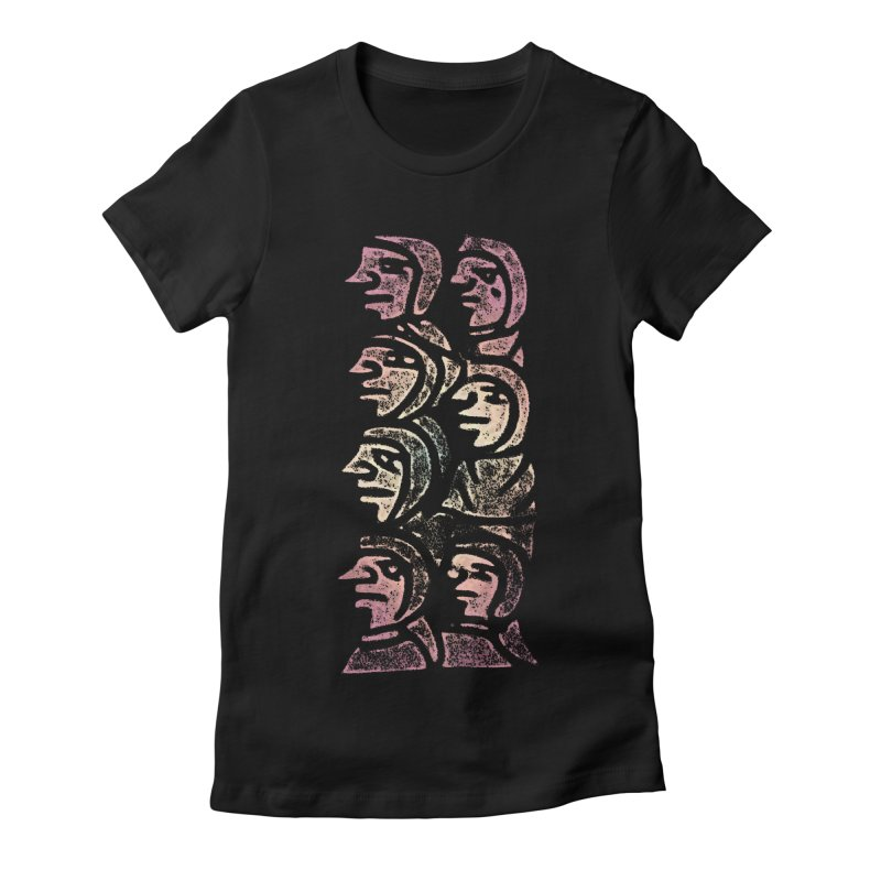 Committee Women's Fitted T-Shirt by funkymojo's Artist Shop