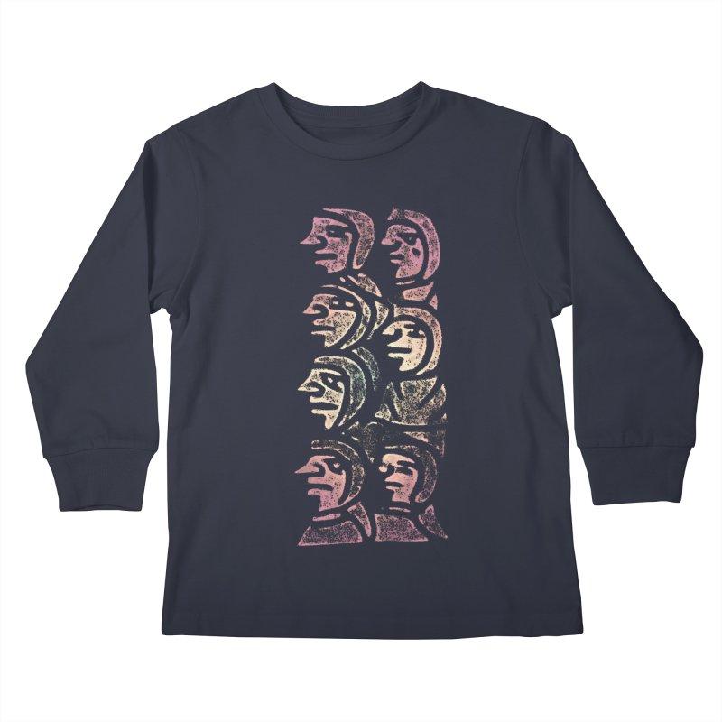 Committee Kids Longsleeve T-Shirt by funkymojo's Artist Shop