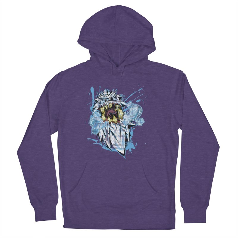 Ice Chips Women's Pullover Hoody by FunkyTurtle Artist Shop